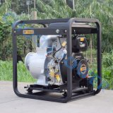 6 인치 키 시작 관개를 위한 디젤 엔진 수도 펌프