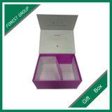 Libro en forma de caja de regalo de cartón Magnética