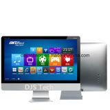 매우 호리호리한 1개의 PC 쿼드 코어에서 모두 18.5 인치 스크린 LCD 모니터