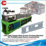 기계를 형성하는 조립식 집 빛 강철 프레임