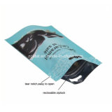 sac de empaquetage comique de Customed de sac en plastique de nourriture de pente de sac de sel estampé par 1kg de 200g 500g