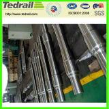 鉄道のボギー、鉄道の貨物車の部品、トレインの車軸のためのOEMの車軸