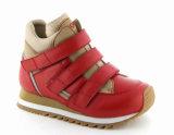 Os calçados ortopédicos Afo do miúdo dobro da profundidade calç 4612172