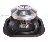 "GM-604na, 6 "" Neodym-Magnetc$mittler-woofer, 120W AES Energien-Übergebung"