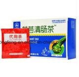 Подгонял все виды Slimming чай для чая Detox потери веса тела тонкого