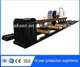 Cortador do plasma da tubulação de aço do CNC de cinco linhas centrais de China