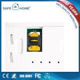 Sistema de alarma antirrobo sin hilos del G/M de la seguridad casera