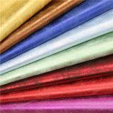 Bom plutônio macio do couro de sapata do Fastness de cor com alta qualidade
