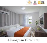 Meubilair van de Slaapkamer van het Hotel van het Ontwerp van het Meubilair van Foshan het Verse Houten (HD409)