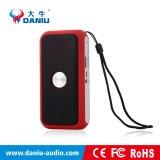 Weihnachtsförderung-Geschenk beweglicher Bluetooth Lautsprecher mit Powerbank und Taschenlampe