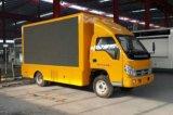 Mobile P6 Publicidad Billboard Digital en Remolques / Camiones