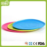 Het Product van het Huisdier van het Speelgoed van het Huisdier van Frisbee TPR van de hond