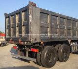 Camión del HP de Dongfeng 6X4 270 20 toneladas de carro resistente del vaciado