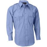 Vestuário de segurança de segurança para homens Camisa de proteção de segurança da polícia de segurança