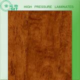 Деревянные листы кухни Cabinets/HPL ламината зерна