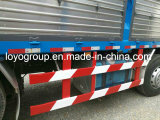 Carro del camión de la estaca de Shacman F3000 10X4 para la promoción