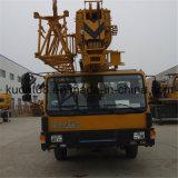 가득 차있는 Hydarulic 이동할 수 있는 트럭 기중기
