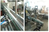 Semi-automatique de farine en poudre Auger Filler Weigh Filling Packaging Equipment