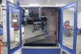 Azotar la máquina automática del corte y de enrollamiento de las correas con la función que sujeta con grapa