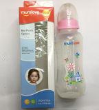 Friedensstifter-führende Flaschen-Milchnahrung-Baby-Flasche gibt Nibbler-Zufuhr B805-B an
