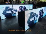 La pantalla de interior de P6 RGB LED con colmo restaura tarifa y la alta definición
