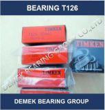 Rolamento de pressão T126 do rolo do atarraxamento de Timekn Torrington