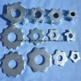 具体的な土掻き機機械のための炭化物の製粉カッター