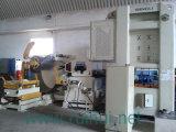 Автомат питания листа катушки с пользой раскручивателя для линии давления