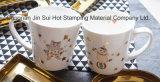 Покрашенная горячая передача тепла штемпелюя фольги для продуктов Китая