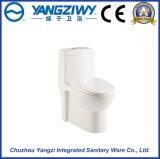Einteilige Toiletten-Filterglocke mit Siphonic Überfluss-Wirbel