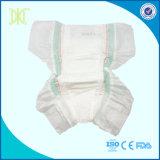 Preço de fábrica descartável do tecido do bebê agradável de Softcare