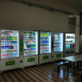Distributeur automatique de boissons et snacks