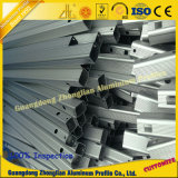 La fuente de la fábrica Custimized el perfil de aluminio del tubo para el uso de Funriture