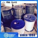 Fibra de carbono con PTFE Trenza de rotor seco Conjunto de embalaje
