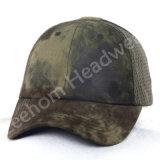 Chapeaux de maille d'éponge de Camo de camionneur de Snapback
