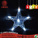 Neue Zeichenkette-Licht-Weihnachtsdekoration des Ankunft Rotwild-Form Fassbinder-Draht-LED