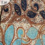 Tipos tejidos telar jacquar de las telas del sofá (FTH31017)