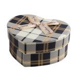 Роскошная коробка конфеты коробки шоколада бумаги формы сердца