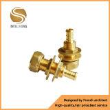 Conetor de bronze do encaixe de tubulação e da tubulação do bronze