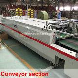 Bloquear la máquina acanalada inferior de Gluer de la carpeta del rectángulo (SCM-1600C)