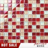 Factory Glass Mosaic Wall Decoration Salle de bains et salle de lavage Mosaïque murale