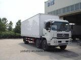 ISO9001の競争価格FRPの乾燥した貨物トラックボディは承認した