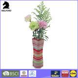 vase à fleur flexible réutilisable favorable à l'environnement