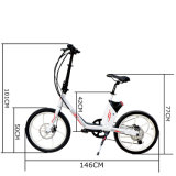 электрический Bike 20inch с колесом Mag