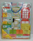 Магнитная доска сочинительства для магнита ребенка/холодильника