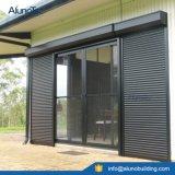 Automatisches Aluminiumwalzen-Blendenverschluss-Fenster/horizontaler Aluminiumrollen-Blendenverschluß