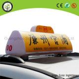 Heißer Verkauf! Taxi-Dach kennzeichnet die Taxi-Oberseite, die hellen Kasten bekanntmacht