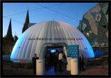 Большой раздувной шатер купола для случая