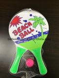 Ракетка пляжа с Бали в цвете Diffrrent