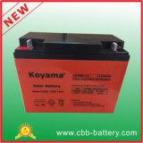 12V 50ah VRLA tiefe Schleife-Gel-Energien-Speicherbatterie Nps50-12